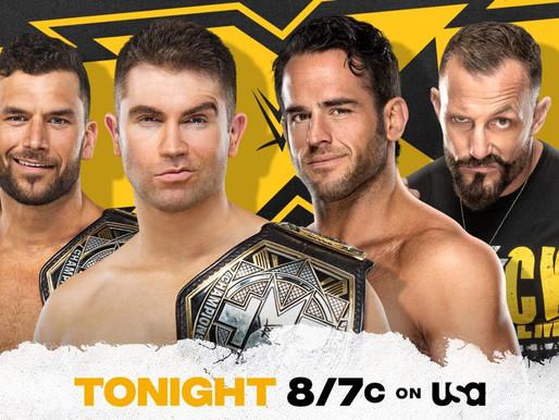NXT 10/21/2020