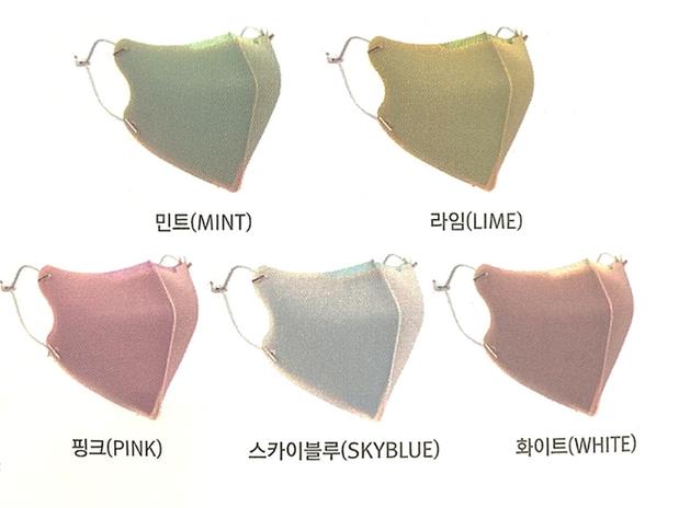 Mask Colours