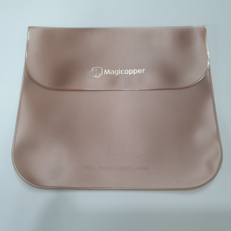Antimicrobial Copper Pouch