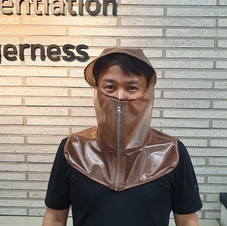 Copper Protective Hood