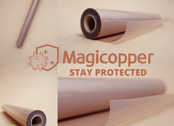 Magicopper Films (Non-Adhesive Type)