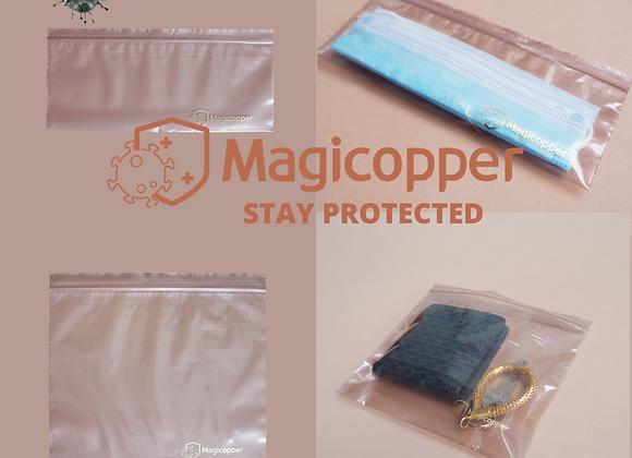 Magicopper Zipper Bags