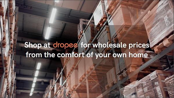dropee wholesale website .png