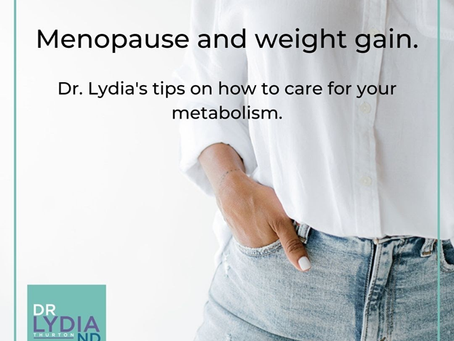 Menopause and Weight Gain