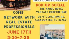 June 17th POP-UP Social at The Karol Hotel