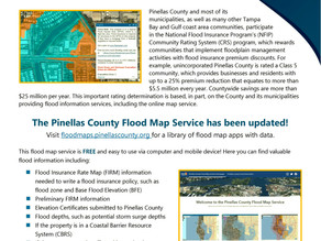 Pinellas County Flood Information