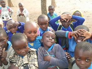 KELLIE VISITS KENYA