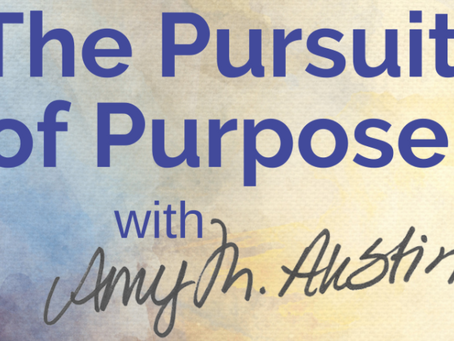 LoveCreative Podcast Episode a Top Download for Pursuit of Purpose with Amy Austin