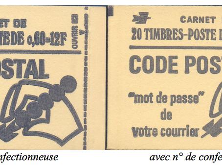 COUP D'ŒIL SUR LE CARNET BEQUET A 0,60 F