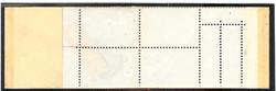 ACCP ES 135B - Essai carnet 20 avec piquages multiples