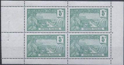 Carnet de Guadeloupe