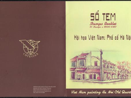 La poste vietnamienne honore un peintre localement illustre