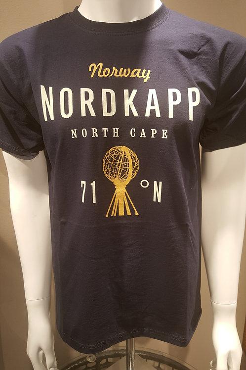 Nordkapp T-Skjorte