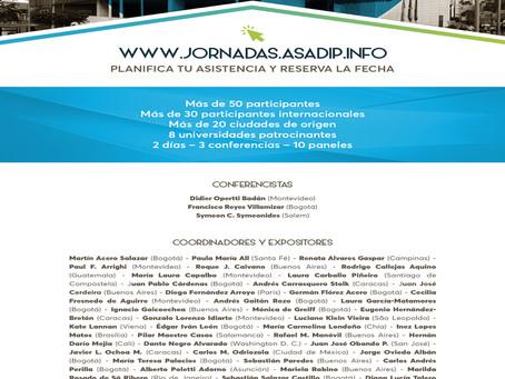 XI JORNADAS ASADIP. Bogotá 9 y 19 de noviembre de 2017 http://jornadas.asadip.info/jornadas/