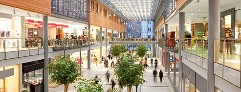 Retail Stores & shopping centers