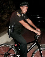 Bike Security Patrol