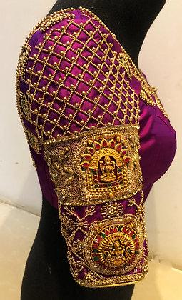 Lakshmi pendant blouse