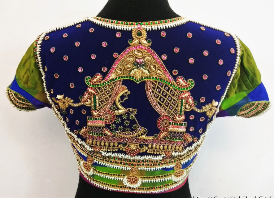 Palki blouse