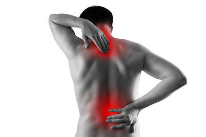 Neck, back pain