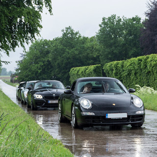 Porsche vs BMW 2016