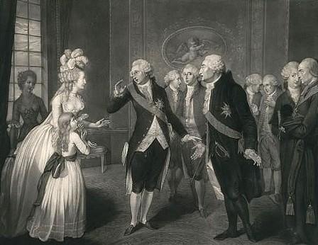 Avènement de Louis XVI