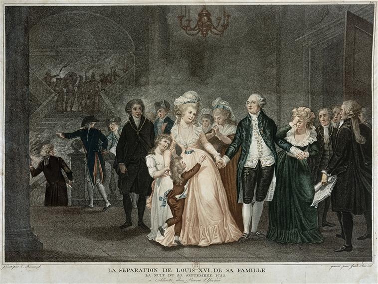 Séparation de Louis XVI et de sa famille. La nuit du 29 septembre 1792..jpg