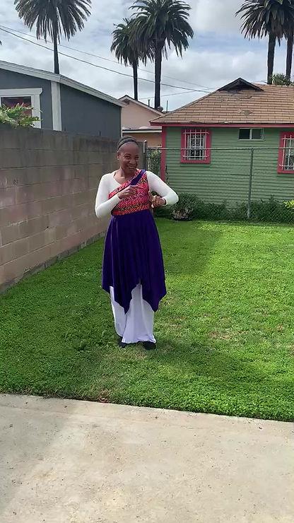 LaTasha Henry - Resurrection Sunday Dance Ministry