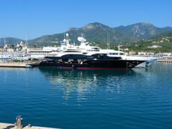 Luxusyachtplätze in Italien