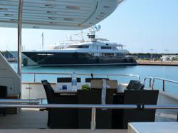 Yachtsterrasse per Anteilseigentum
