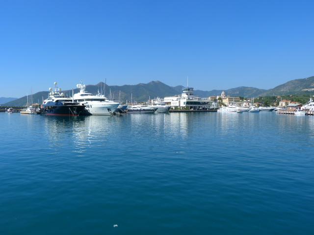 Yachtliegeplätze