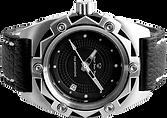 Black Polar Bear - The Beginning. Et lækkert råt herre ur, håndlavet til dig, et ur man kan bære med stolthed.