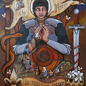 The Return of the Witches: Jeanne d Arc Novena