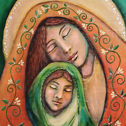 Green Madonna