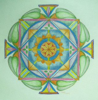 Balancing the Mandala of our Lives