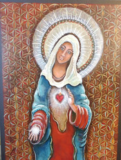 Mary: Flower of Life
