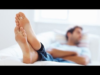 The benefits of reflexology for men