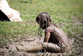IT IS TIME TO PLAY IN THE MUD!!