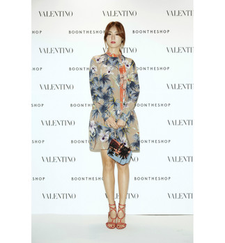 VALENTINO, HAWAIIAN COUTURE COLLECTION LAUNCHING @Boon the Shop
