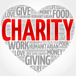 What are the benefits of a web chat answering service for charities?