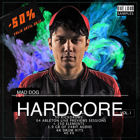 Mad Dog - Hardcore Vol.1 -50%.jpg