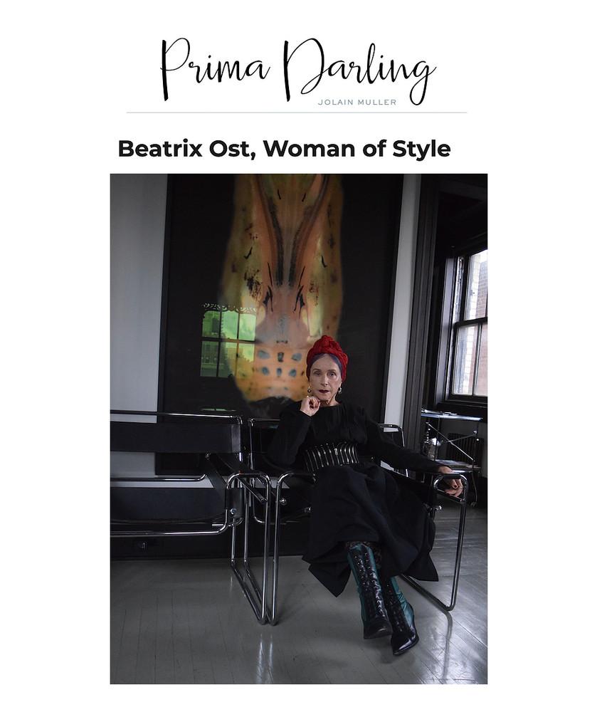 Prima Darling Blog