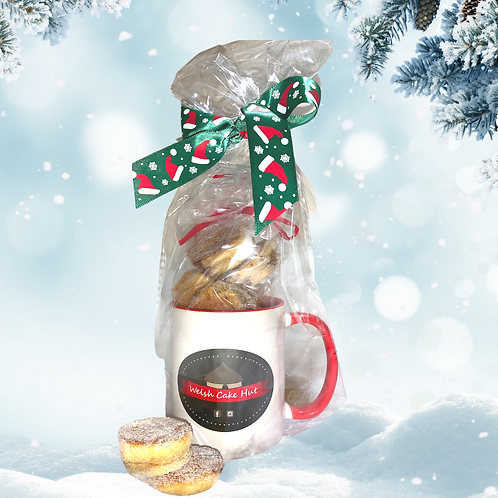 Mug and Miniatures Xmas Gift Set