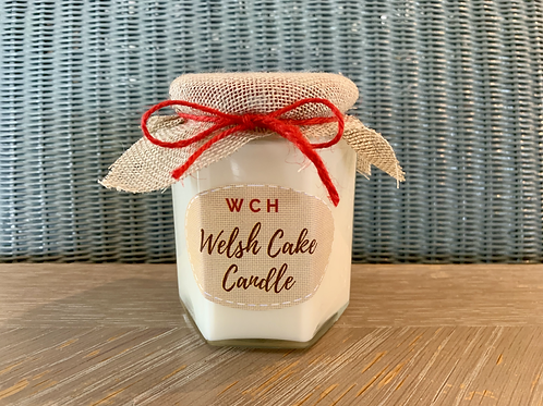 Homemade Welsh Cake Candle 375ml