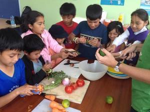 Children's Health & Nutrition
