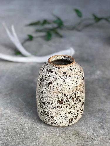 Large Speckled Vase