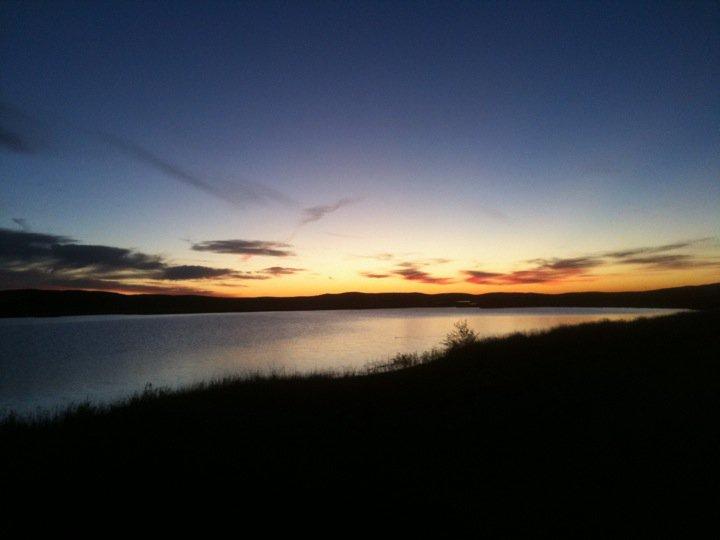 Good morning from the Sandhills of Nebrasks