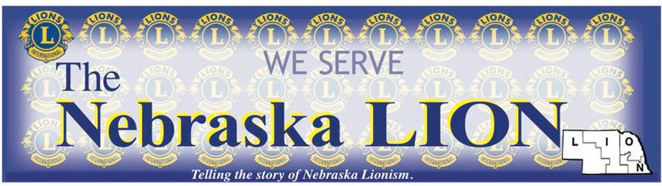 Nebraska Lion header