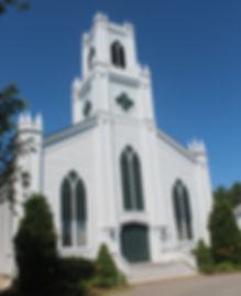 church_summer