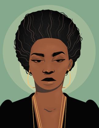 Cultural Revolutionaries #1 - Nina Simone