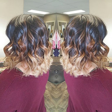 It's been so long since I've done an balayage i loved it!